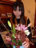 Ikebana Practise 1
