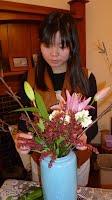 Ikebana Practise 3