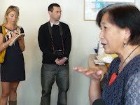 Annie Coates, Burmese community liaison
